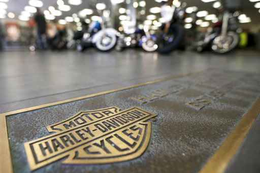 Harley-Davidson shifts some production overseas to cope with tariffs
