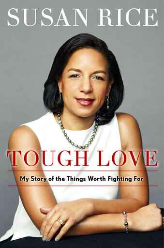 Former Obama official Susan Rice has book out in October