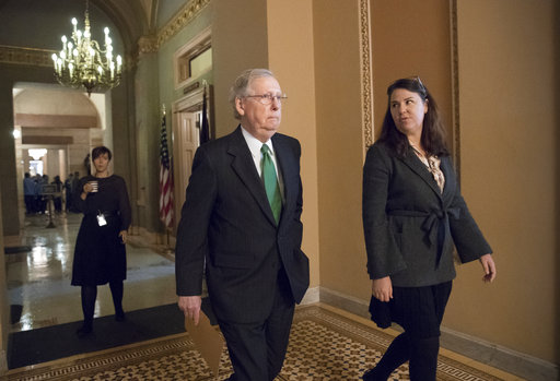 Mitch McConnell, Laura Dove