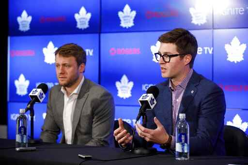 NHL: Maple Leafs' Reilly didn't utter gay slur at official