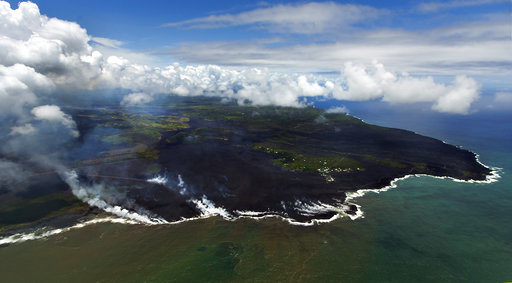 Scientists can't predict when Kilauea eruption will end