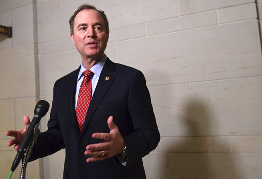 Schiff: Bannon's refusal to answer questions 'unprecedented'