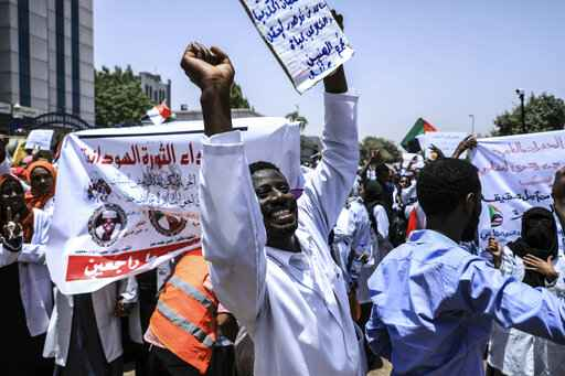 Sudan officials: Ousted president moved to Khartoum prison