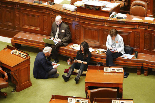 State Rep. Erin Maye Quade Ends Her Gun Legislation Sit