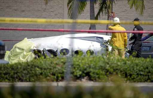 East Bay woman ID'd as one of Southern California plane crash victims