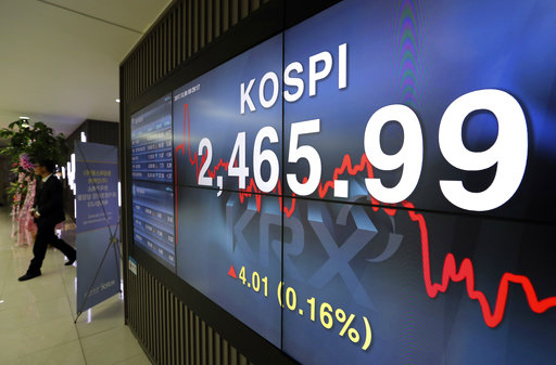 Asian shares rise on Wall Street gains, upbeat Japan data