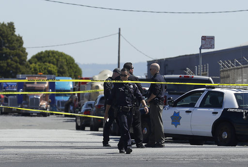 Driver Kills One, Seriously Injures Four in Dogpatch Altercation