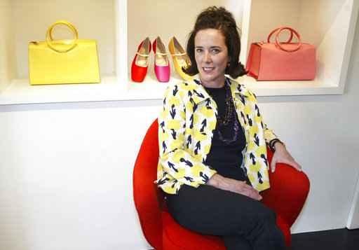 Kate Spade Foundation to donate $1M for suicide prevention