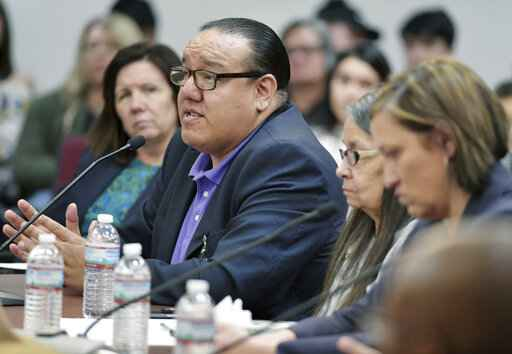 Tribes denounce North Dakota ID law in congressional hearing