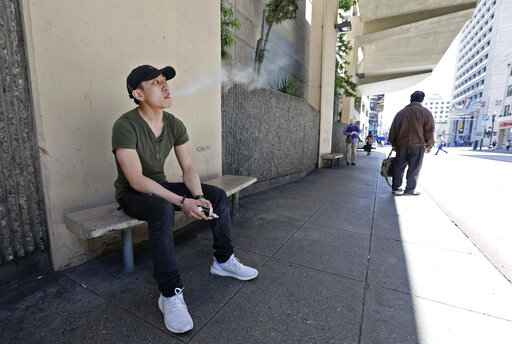The Latest: San Francisco closer to ban on e-cigarette sales