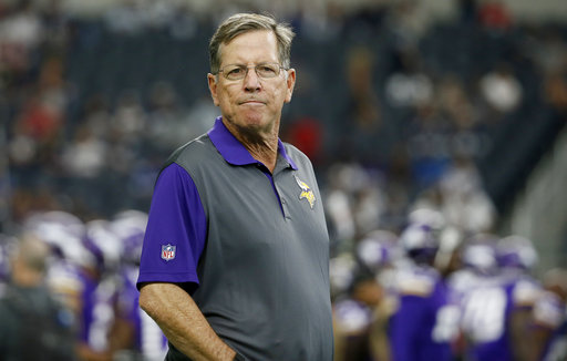 Panthers hire Norv Turner as new offensive coordinator