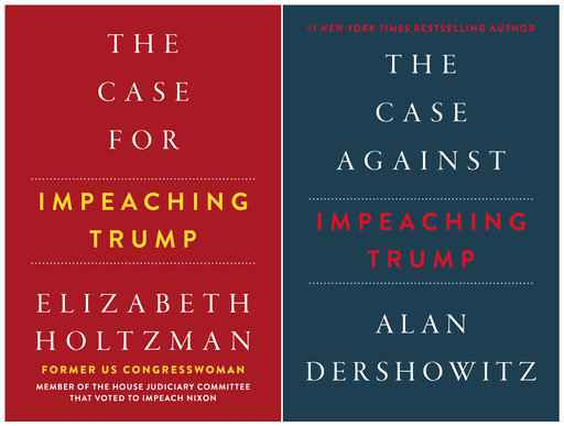 Trump presidency inspires wave of books on impeachment