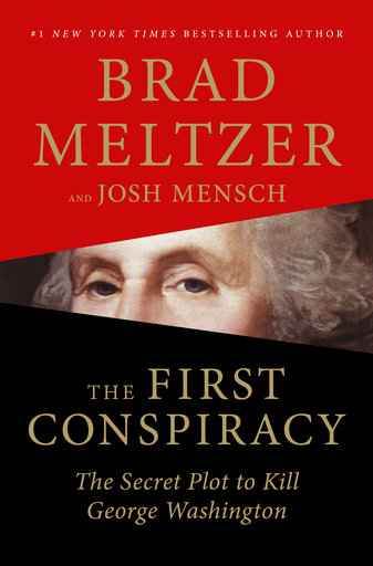 'The First Conspiracy' unspools plot on Washington in 1776