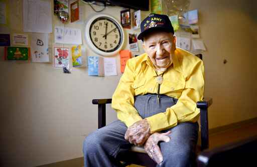 A Utah veteran turning 101 gets over 5,000 birthday cards