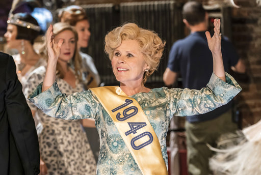 Imelda Staunton dazzles as 'Follies' hits cinema screens