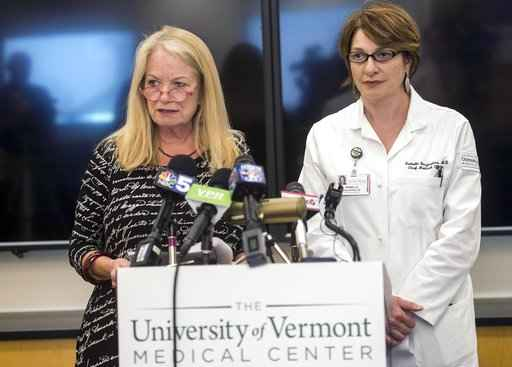 Nurses at Vermont's largest medical center go on strike