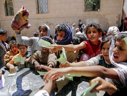 World Food Program fears more Yemen deaths amid blockade