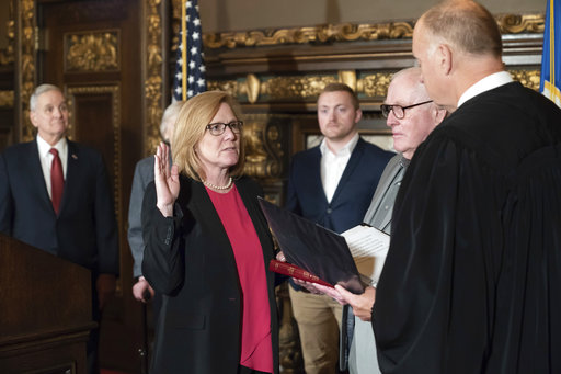 In turnabout, Minnesota senator becomes lieutenant governor