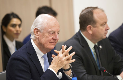 UN envoy says 'opportunity missed' as Syria talks wrap up