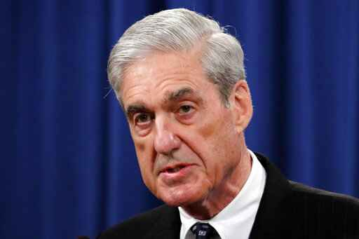 Mueller's congressional testimony could be postponed a week
