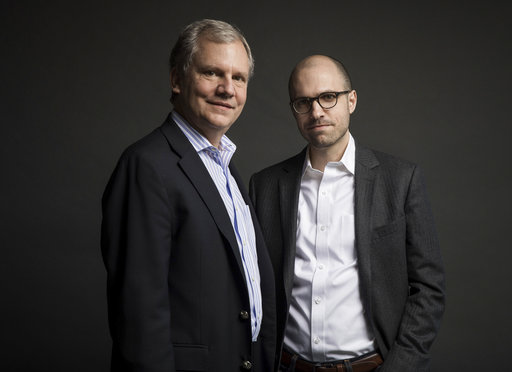 Retiring New York Times publisher to be replaced by his son