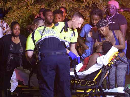 3 dead, 7 wounded after gunmen fire on crowd in New Orleans
