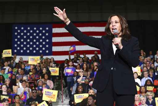 Sen. Kamala Harris to headline Detroit NAACP fundraiser