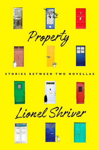 A new book of short fiction by Lionel Shriver