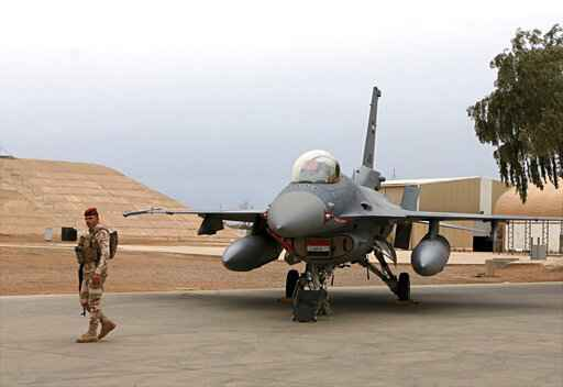 Rockets land in an Iraqi military post home to US personnel
