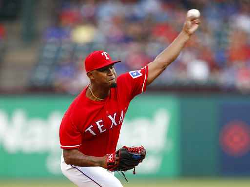 Rangers send Mendez to minors for breaking team rules