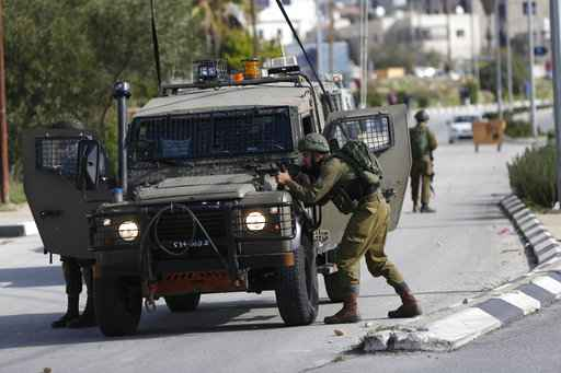 Israeli forces kill Palestinian wanted in drive-by shooting