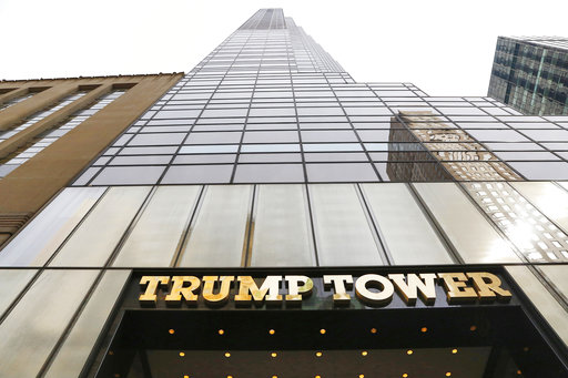 Trump condo prices falling in Manhattan, report finds