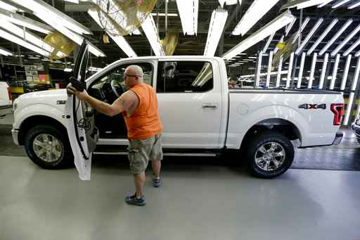 Ford Recalls 2m Pickup Trucks Seat Belts Can Cause Fires