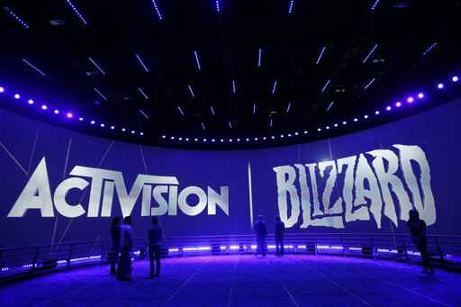 Activision to lay off 800 workers as video game sales drop
