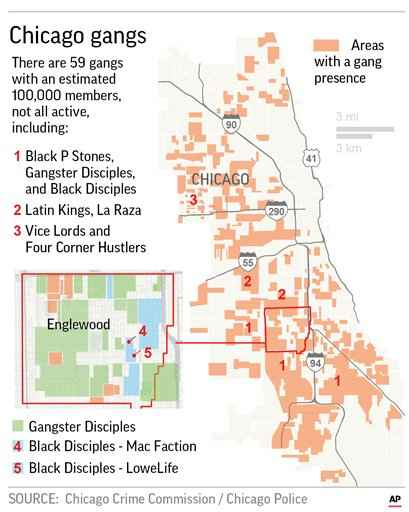 A look at today\'s Chicago gangs and how they\'ve changed | WHEC.com