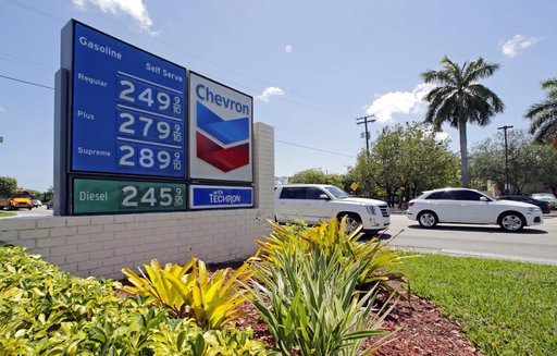 Gasoline prices lift US consumer inflation 0.4 percent