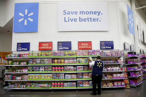 Walmart offers employees new perk: Cheap access to college