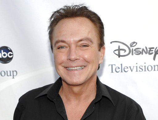 Teen idol David Cassidy remains in Florida hospital