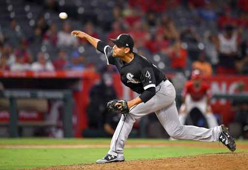 White Sox Trade Joakim Soria To Brewers