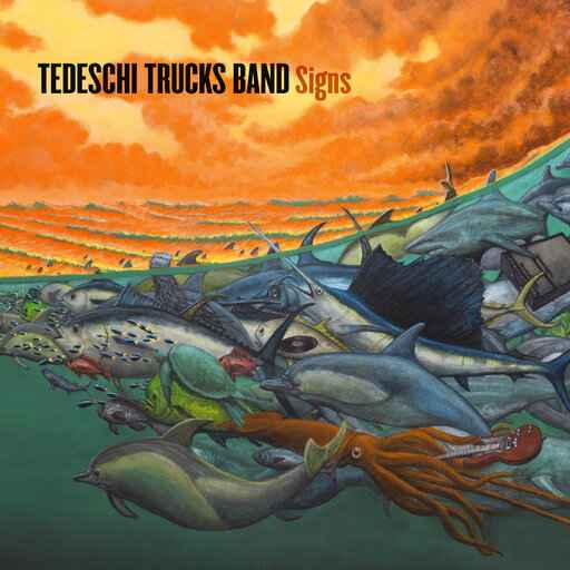 Review: Tedeschi Trucks Band's 'Signs' is inspirational