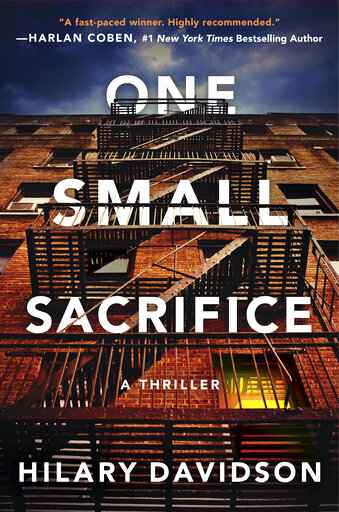 Review: A detective pursues justice in 'One Small Sacrifice'