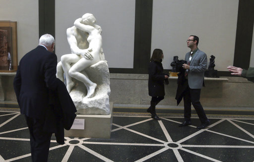 Museums mark 100 years since death of French artist Rodin