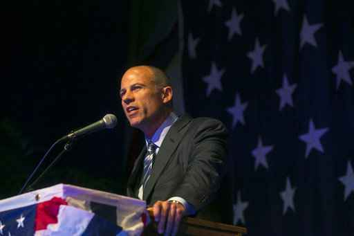 In Iowa, Stormy Daniels' lawyer says Democrats must fight