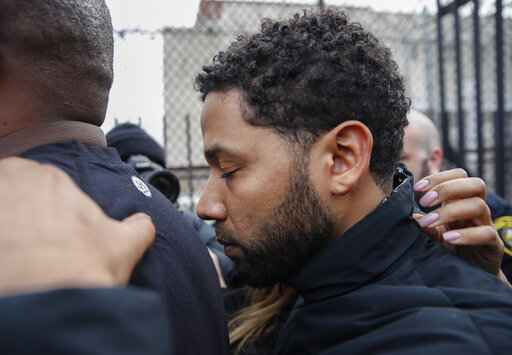 Case against Jussie Smollett resembles detailed movie script