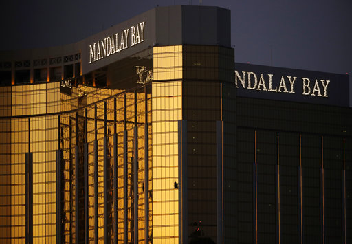 Wounded woman drops 'bump stock' maker from Vegas lawsuit