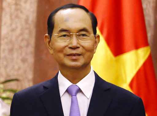 Vietnam President Tran Dai Quang dead at 61 due to illness