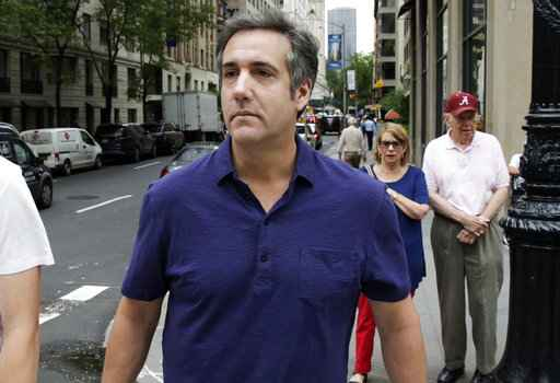 State investigators subpoena Cohen in Trump Foundation probe