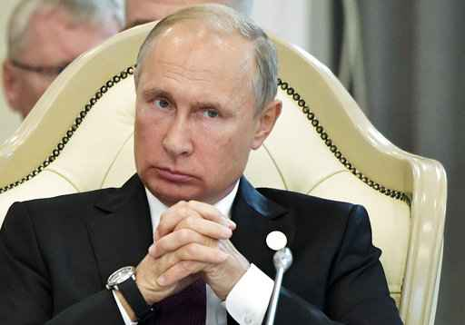 Putin to attend Austrian foreign minister's wedding