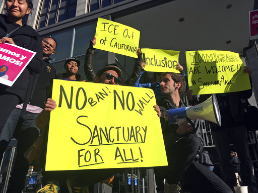 Judge permanently blocks Trump sanctuary cities order