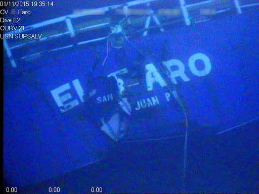 NTSB starts final probe of the El Faro's sinking